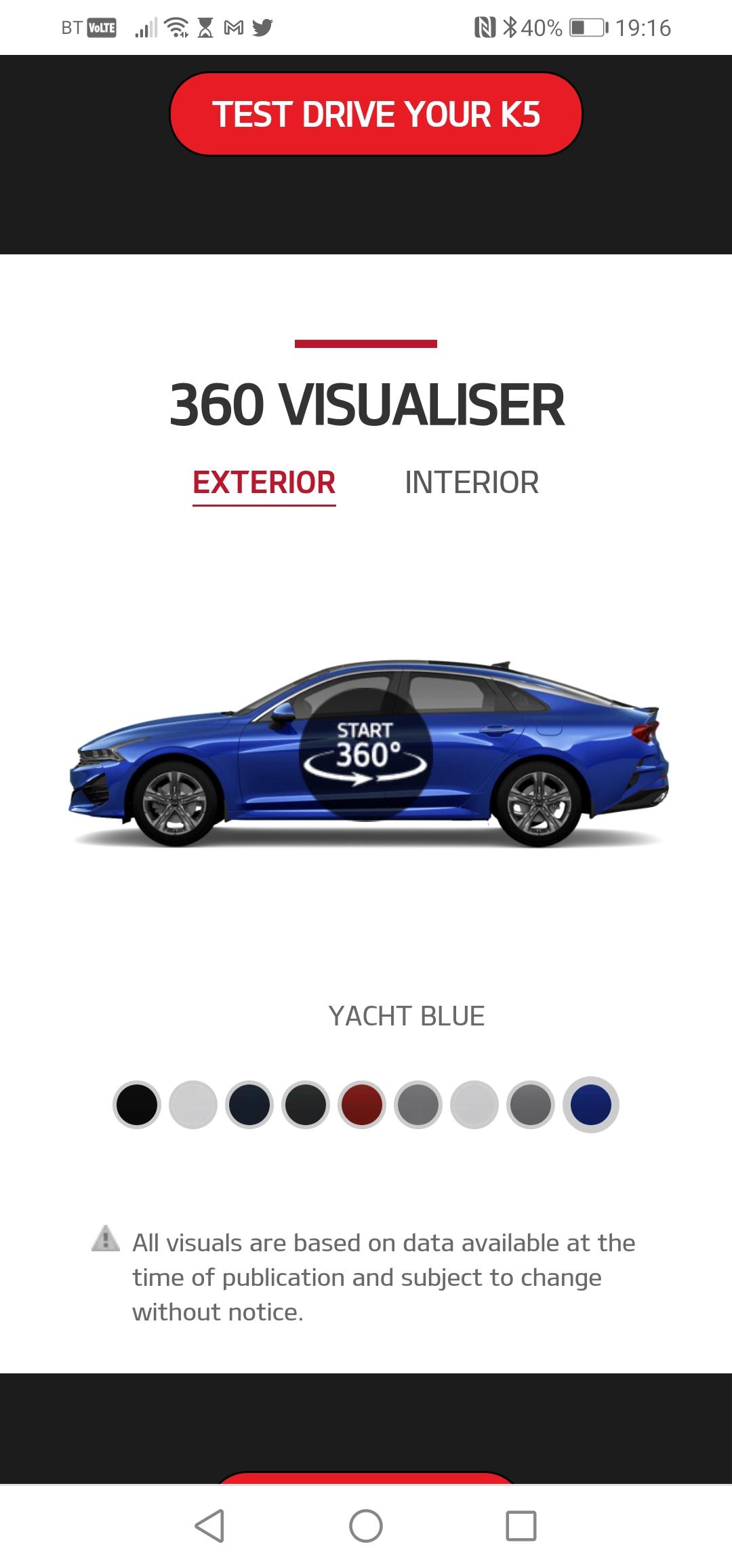 Yacht Blue Speak Ev Electric Car Forums
