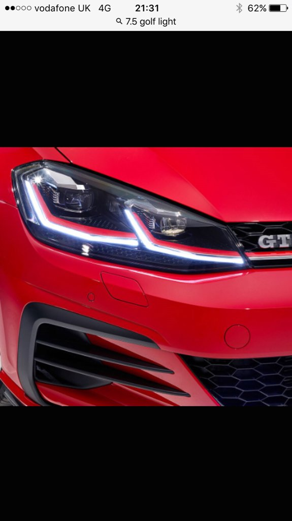 GTE front headlights 'inner L' not working | Speak EV - Electric Car
