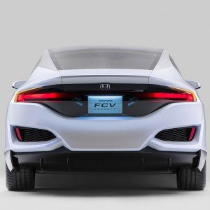 Honda FCV Rear